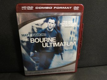 THE BOURNE ULTIMATUM - Combo format (HD DVD)