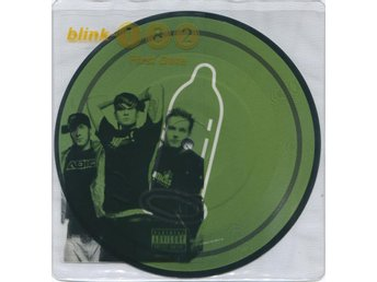 "Blink 182 - First Date (Picture Disc 7"")"