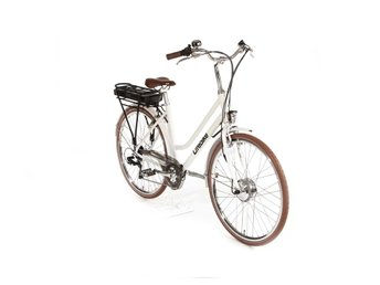 Lifebike City 7VXL G4 Mattvit - Ny