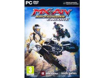 MX vs ATV Supercross Encore Ed. (PC) - Nossebro - MX vs ATV Supercross Encore Ed. (PC) - Nossebro