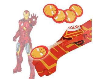 Iron Man Handske Leksakspistol - Hong Kong - Iron Man Handske Leksakspistol - Hong Kong