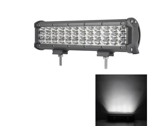 Ljusramp fordon LED - 144 Watt, Spotlight 14400 LM