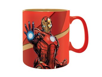 Mugg - Marvel - Iron Man Armored (ABY340)