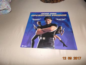 Operation Condor - Widescreen laserdisc - 1st Laserdisc - Säffle - Operation Condor - Widescreen laserdisc - 1st Laserdisc - Säffle