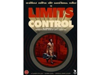 The Limits of Control - utgått DVD