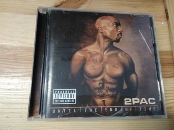 2Pac - Until The End Of Time, 2XCD