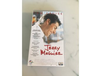 VHS film : Jerry Maguire