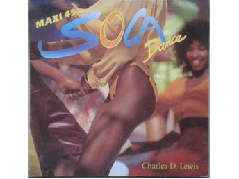 "Charles D. Lewis title* Soca Dance* Club, Latin 12"" Germany"