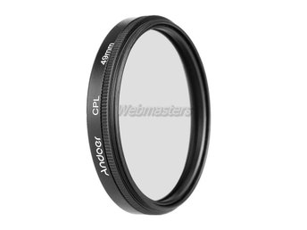 CPL-Filter Andoer 49mm