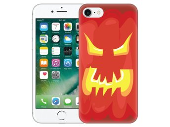 iPhone 7 Skal Halloween Pumpa