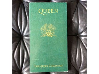 Queen The Queen Collection USA limited edition box
