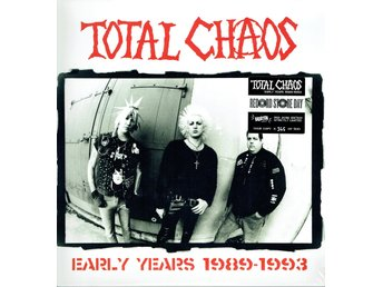 TOTAL CHAOS - EARLY YEARS 1989-1993 (LTD EDT) LP