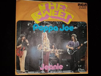 Sweet Poppa Joe Vinylsimgel