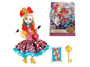 Apple White - Way too Wonderland - DELUXE - Ever After High docka