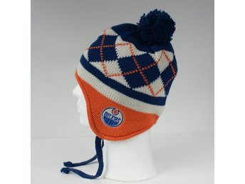 NHL Edmonton Oilers Youth Reebok Winter Knit Hat
