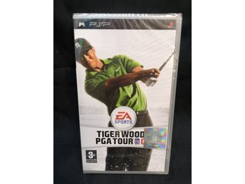 TIger Woods PGA TOUR 09 / PSP / Sony / Playstation.