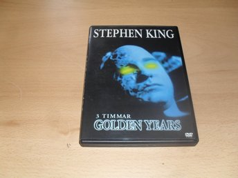 DVD-film: Golden years (Keith Szarabajka, Felicity Huffman)