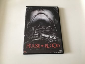 House Of Blood (DVD film) horror - 2005