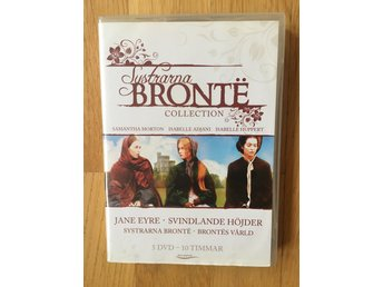 Systrarna Brontë collection dvd box