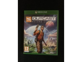 [XBOX ONE] OUTCAST - SECOND CONTRACT