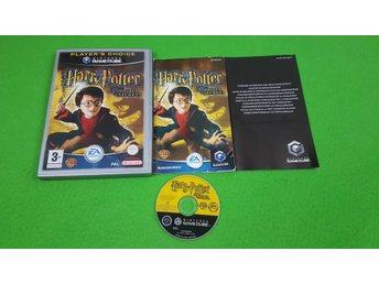 Harry Potter and the Chamber of Secrets KOMPLETT Gamecube Nintendo