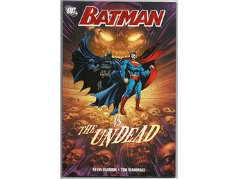 Batman vs. The Undead TP NM Ny Import