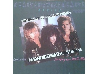 "Device  titel*  Hanging On A Heart Attack* Pop Rock, Synth-pop 12"",Maxi"