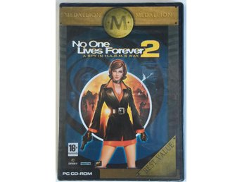 NYTT - No One Lives Forever 2 - PC - INPLASTAT/NYTT