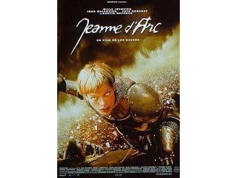 FIlmposter Jeanne d´Arc - The Messenger