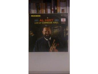 Al Hirt - Live At Carnegie Hall, vinyl LP - Kungshamn - Al Hirt - Live At Carnegie Hall, vinyl LP - Kungshamn
