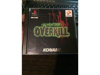 Project Overkill PS1 - Bettna - Project Overkill PS1 - Bettna