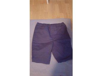 32. Blåa shorts med resårmidja, stl. 50 - Göteborg - 32. Blåa shorts med resårmidja, stl. 50 - Göteborg
