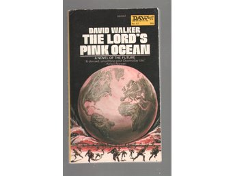 David Harry Walker - The Lord's Pink Ocean - DAW 67