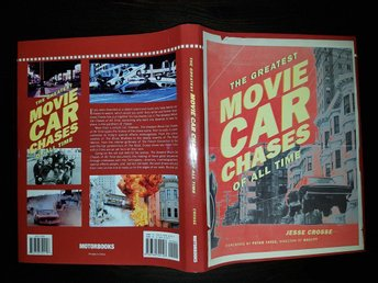 The greatest movie car chases of all time bok