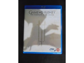 Game of Thrones säsong 3 Bluray