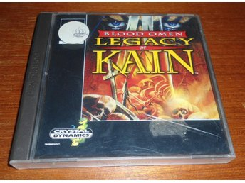 Blood Omen Legacy Of Kain - PS1 / Playstation 1