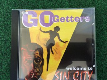 GO GETTERS – Welcome to Sin City
