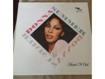 Donna Summer : Shout it out
