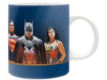 Mugg - DC Comics - Batman, Superman, Wonder Woman (ABY216)