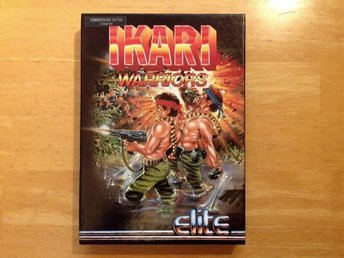 Ikari Warriors - Commodore 64