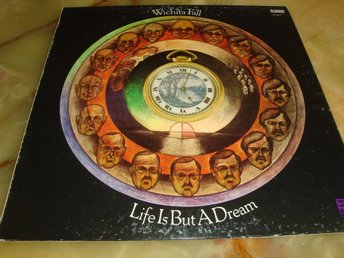 WICHITA FALL - LIFE IS BUT A DREAM LP 1969