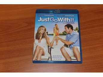 Blu-ray: Just go with it (Adam Sandler, Jennifer Aniston)