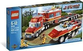 "LEGO ""4430"" Fire Transport"