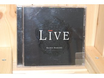CD Live - Secret Samadhi