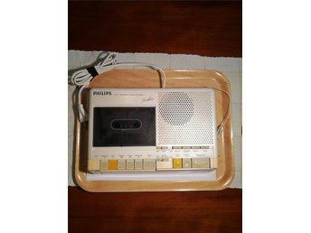 Philips D 3700. Radio.