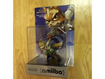 No. 06 Fox McCloud (amiibo)