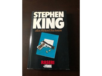 "Stephen King ""Raseri"""