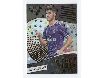 16-17 Panini Revolution On The Rise Astro Marco Asensio Real Madrid