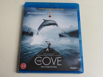 THE COVE (Blu-ray) 2-disc