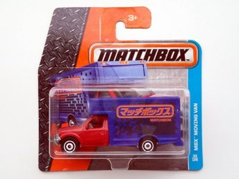 Matchbox - Ford F-350 Moving Van
